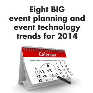 2014 Event Planning Trends
