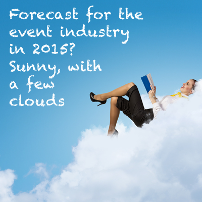 2015 Event Industry Forecast - Sunny and Promising