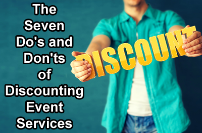 discounting-event-services
