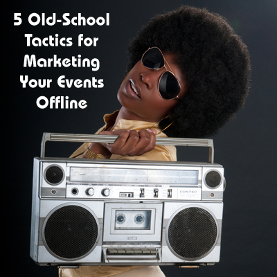 Offline Event Marketing Strategies